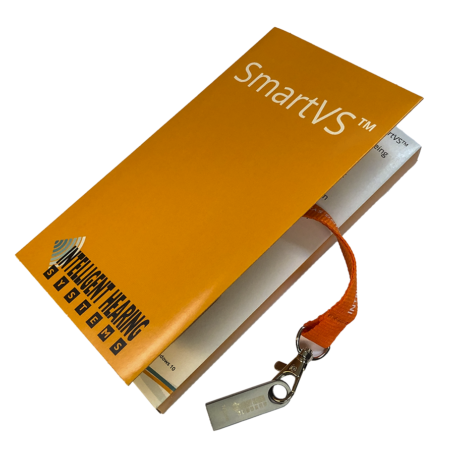 SmartVS Box and Thumb Drive